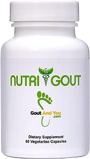 NutriGout - Uric Acid Support Formula by GoutandYou