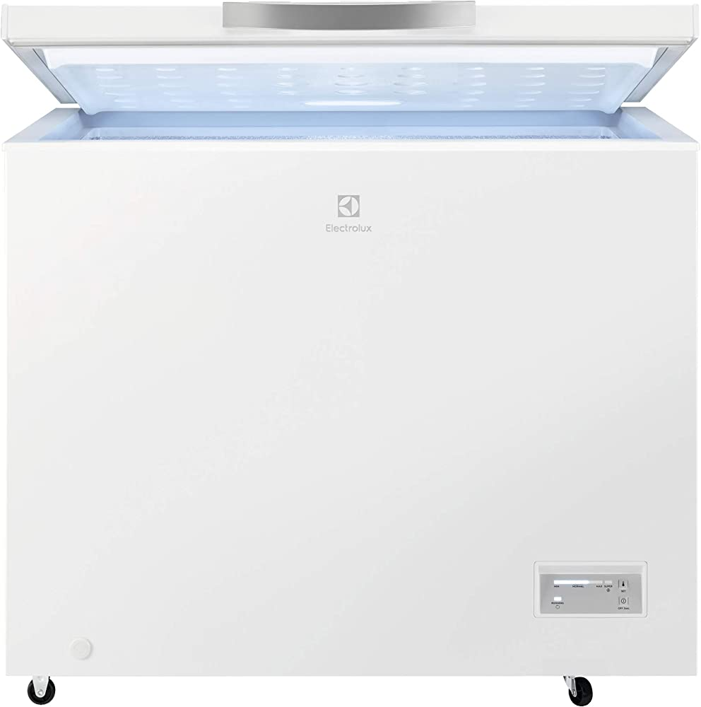Electrolux  congelatore orizzontale, classe a+, capacità netta 260 litri, LCB3LF26W0