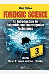 Forensic Science: An Introduction to Scientific and Investigative Techniques, Third Edition Hardcover