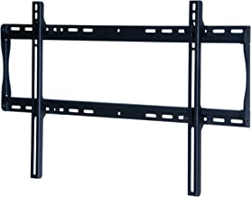 "Peerless SF650P Universal Fixed Low-Profile Wall Mount for 37""-75"" Displays (Black/Non-Security)"
