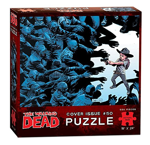 The Walking Dead Cover Art Issue 50 Puzzle (550 Piece) by