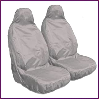 MERCEDES CLS 2011 on Pair Of Waterproof Seat Covers Grey