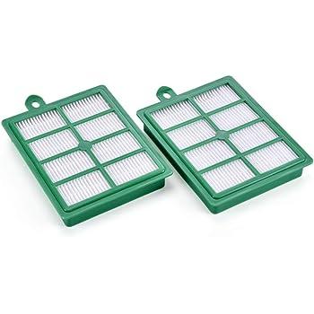 Anewise Hepa Filter Replace For Electrolux Harmony, Eureka Sanitaire HF12, H12, HF1 and EL012W EL4050 EL4100 EL4101A El4335A EL6986A Upright/Canister Filter (2pcs)