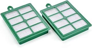 Best Anewise Hepa Filter Replace For Electrolux Harmony, Eureka Sanitaire HF12, H12, HF1 and EL012W EL4050 EL4100 EL4101A El4335A EL6986A Upright/Canister Filter (2pcs) Review