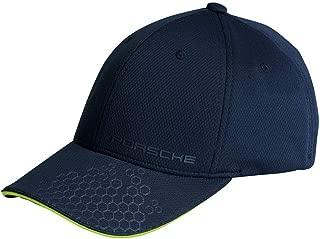 Porsche Blue Sport Flex Fit Baseball Cap