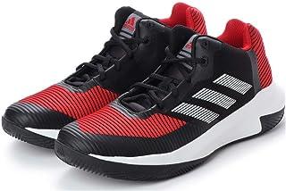 アディダス (adidas) バスケットボールシューズ 25.0cm D ROSE LETHALITY デリック・ローズ レザリティー 国内正規品 AQ0040 コアブラック/スカーレット
