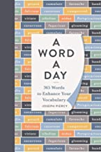 Piercy, J: Word a Day: 365 Words to Enhance Your Vocabulary