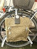 Lagermaulwurf NVA Tasche Fahrrad Angel Gepäck Tasche Taschenlampe