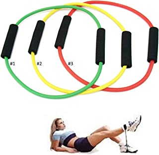 Meanhoo Fitness Resistance Exercise Rubber Chest Expander Pull Stretcher Home Gym Muscle Training Exerciser
