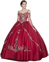 Best quinceanera collection burgundy Reviews