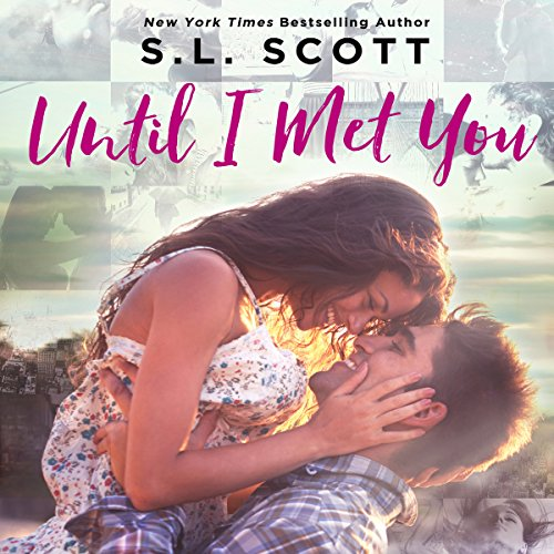 Until I Met You audiobook cover art