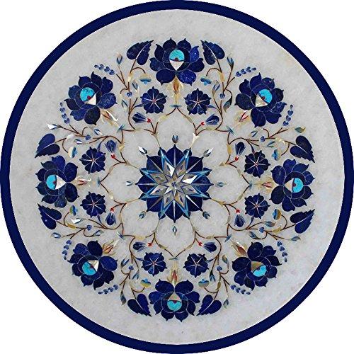 Diseño de placa de embutido de mármol semi precioso