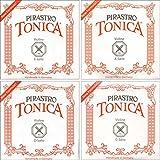 Pirastro Tonica Violín Set 1/2 + 3/4
