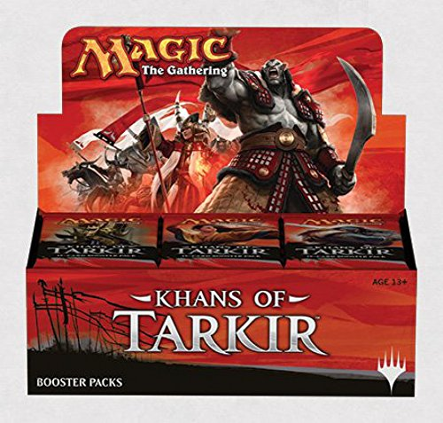 MTG - Khans of Tarkir Booster (36 Packs) Magic the Gathering