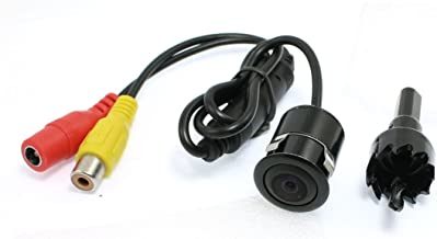uxcell 1/4 inch CCD Flush Mount Backup Rear View Camera