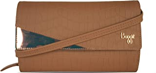 Baggit Autumn/Winter 2020 Faux Leather Women's Harmonium Wallet (Brown) (Equerry)