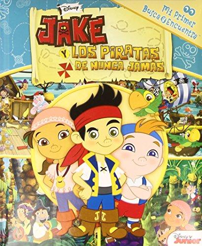 Jake Y Los Piratas. Mi Primer Busca Y Encuentra (M1LF)