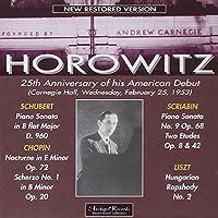 Schubert/Chopin/Scriabin/Liszt