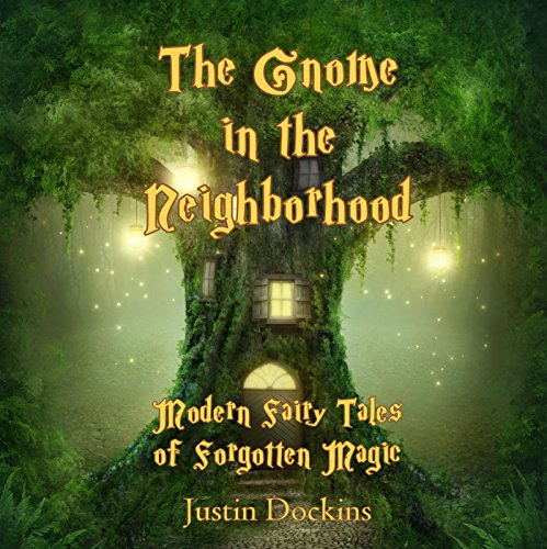 The Gnome in the Neighborhood audiobook cover art
