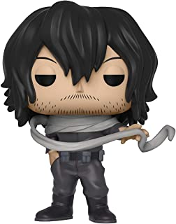Funko POP! Animation: My Hero Academia - Shota Aizawa Collectible Figure, Multicolor