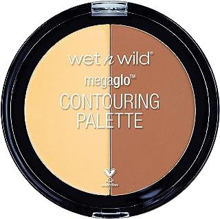 WET N WILD - Megaglo™ Contouring Palette - contourpalet voor highlight & Contour, Caramel Toffee, 1 stuk, 6 g