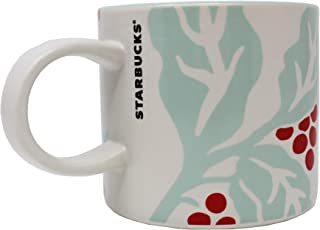 Starbucks 2018 Branch of Coffee Cherries Holiday Coffee Mug 12 Oz