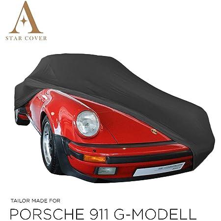 Star Cover Autoabdeckung Schwarz Porsche 911 901 SchutzhÜlle Abdeckplane Schutzdecke Auto