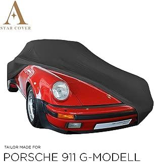 Porsche 911 912 Indoor Cover Ganzgarage Schutzdecke Abdeckung Spiegeltaschen NEU