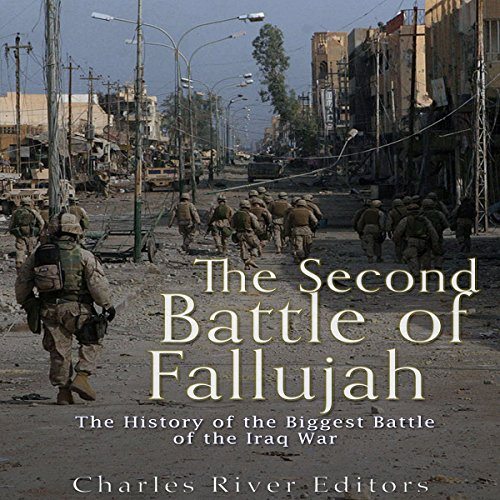 The Second Battle of Fallujah audiobook cover art