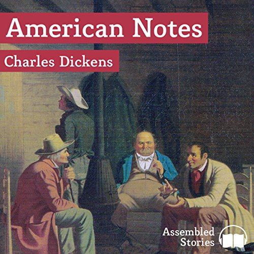 American Notes audiobook cover art