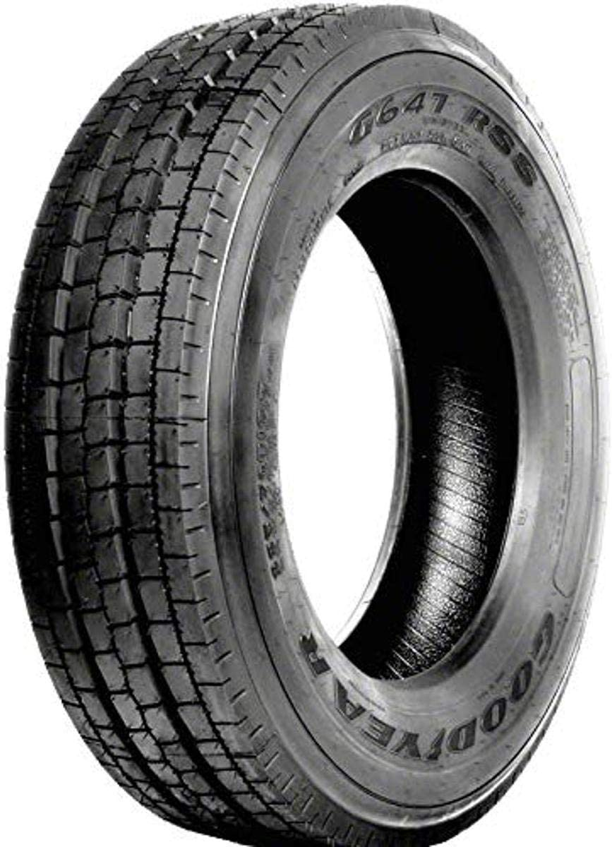 Goodyear Ranking TOP2 G647 RSS Commercial Truck Tire-225 2021 model 70R19.5 129L Radial