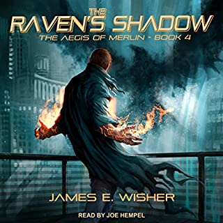 The Raven's Shadow cover art
