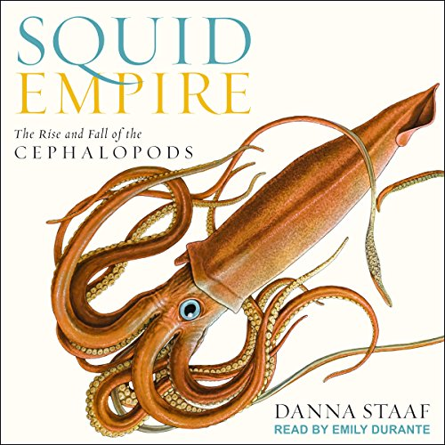Squid Empire audiobook cover art