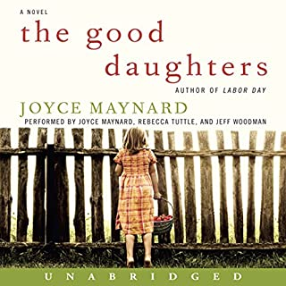 The Good Daughters audiobook cover art