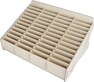 Stockage de téléphone portable, boîte de rangement en bois de téléphone portable de protection de l'environnement de conce...