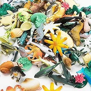 Fun Express Under The Sea Plastic Sea Life Creatures (180 Pieces)