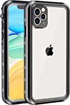 iPhone 11 Pro Max Waterproof Case, Shockproof Dropproof Dirt Rain Snow Proof iPhone 11 Pro Max Case with Screen Protector, Full Body Protection Heavy Duty Underwater Cover for iPhone 11 Pro/6.5