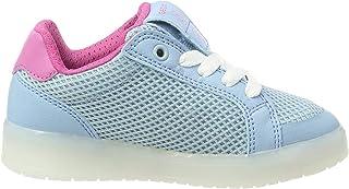 Geox J Kommodor Girl A, Zapatillas para Niñas