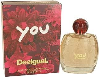 Desigual You By Desigual For Women Eau De Toilette Spray 3.4 oz