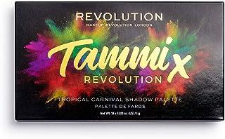 Makeup Revolution x Tammi Tropical Carnival Palette 18x0.035oz/1g