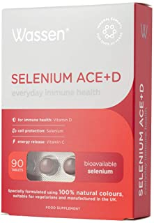Selenium-Ace Tablets 90 Days
