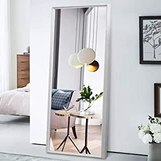 Best grey floor standing mirror Reviews