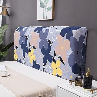 NHK-MX Elástica Funda de cabecero de Cama, Protectora de Cabeceros de Cama Todo Incluido para Decoración de Dormitorio (Color : 32, Size : 1.5m)