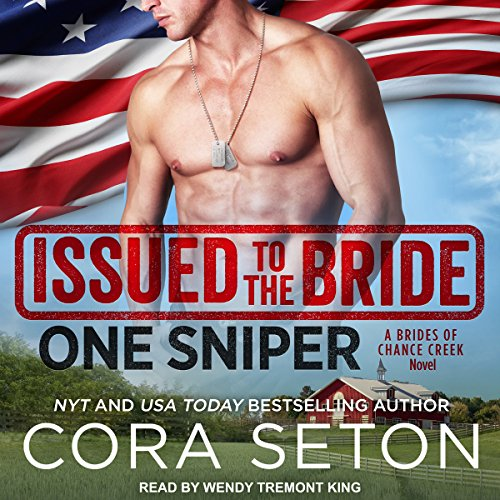 Issued to the Bride: One Sniper audiobook cover art