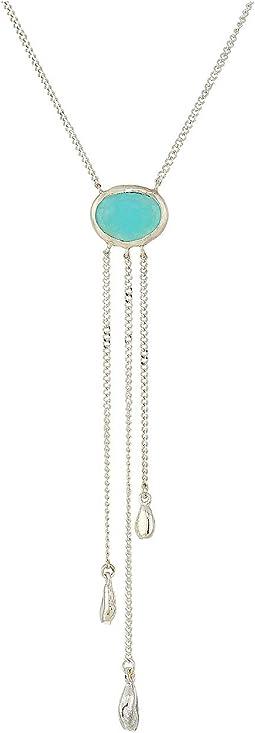 Short Lariat Necklace