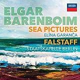 エルガー:海の絵、ファルスタッフ
