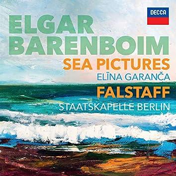 Elgar: Sea Pictures. Falstaff