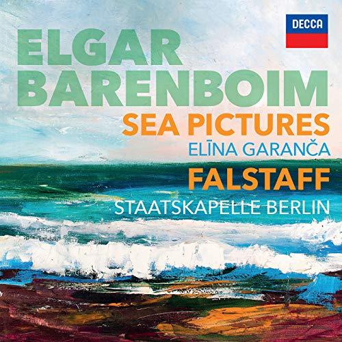 Elgar: Sea Songs, Falstaff