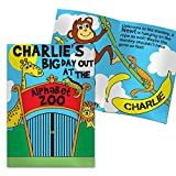 Personalised Story Book - Zoo