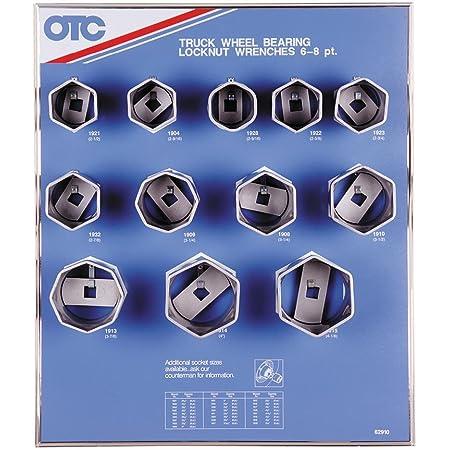 4-7//8 3//4 Drive 8 Point Wheel Bearing Locknut Socket OTC Tools OTC1919
